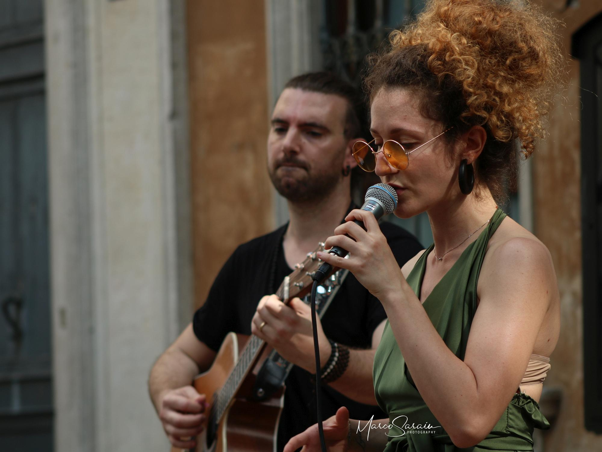 BLEND (Camilla Busetto e Fabio Palmitesta)