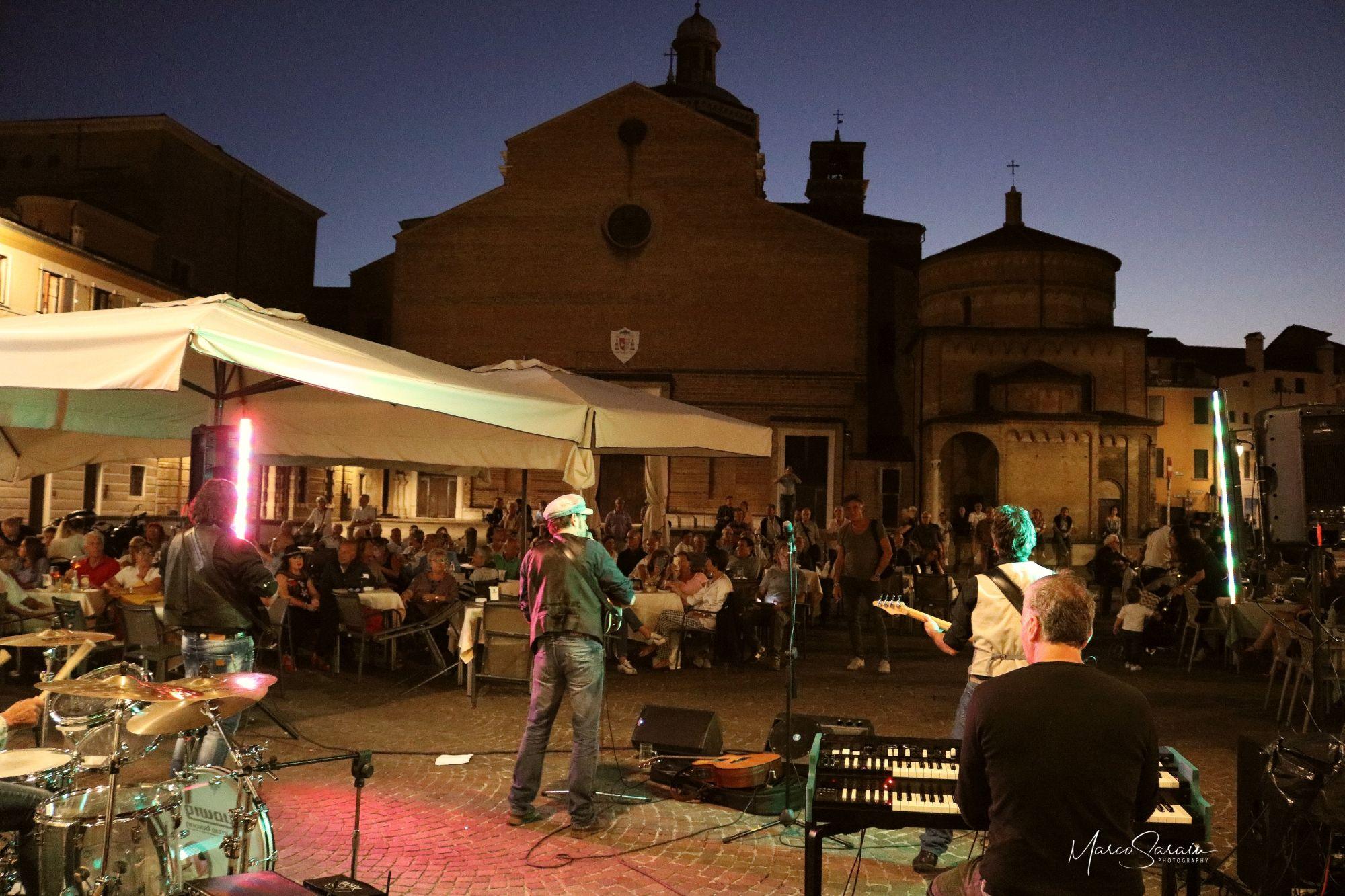 Lisa Manara e IVO Live In Padova