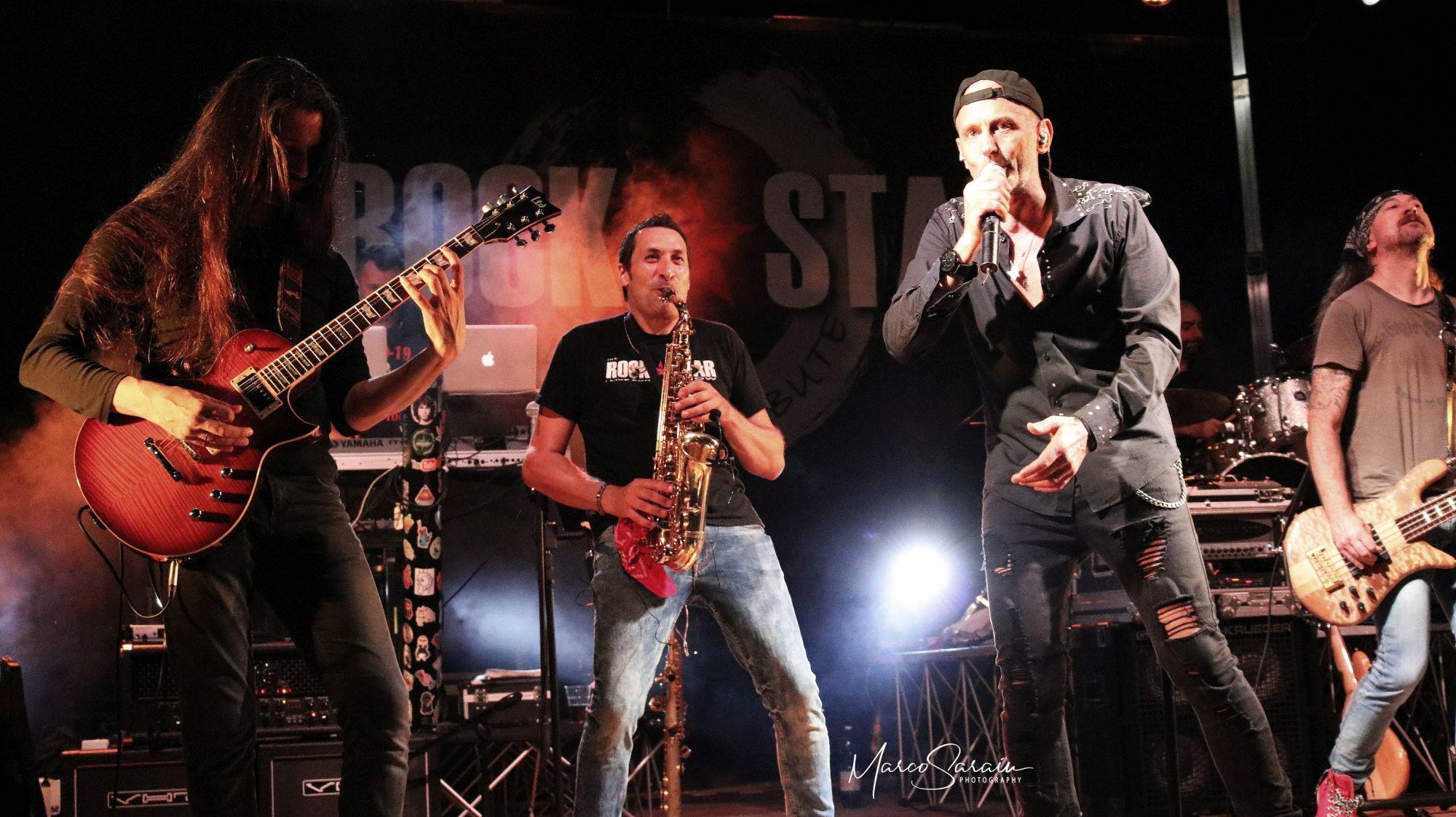 ROCK★STAR - Vasco Tribute