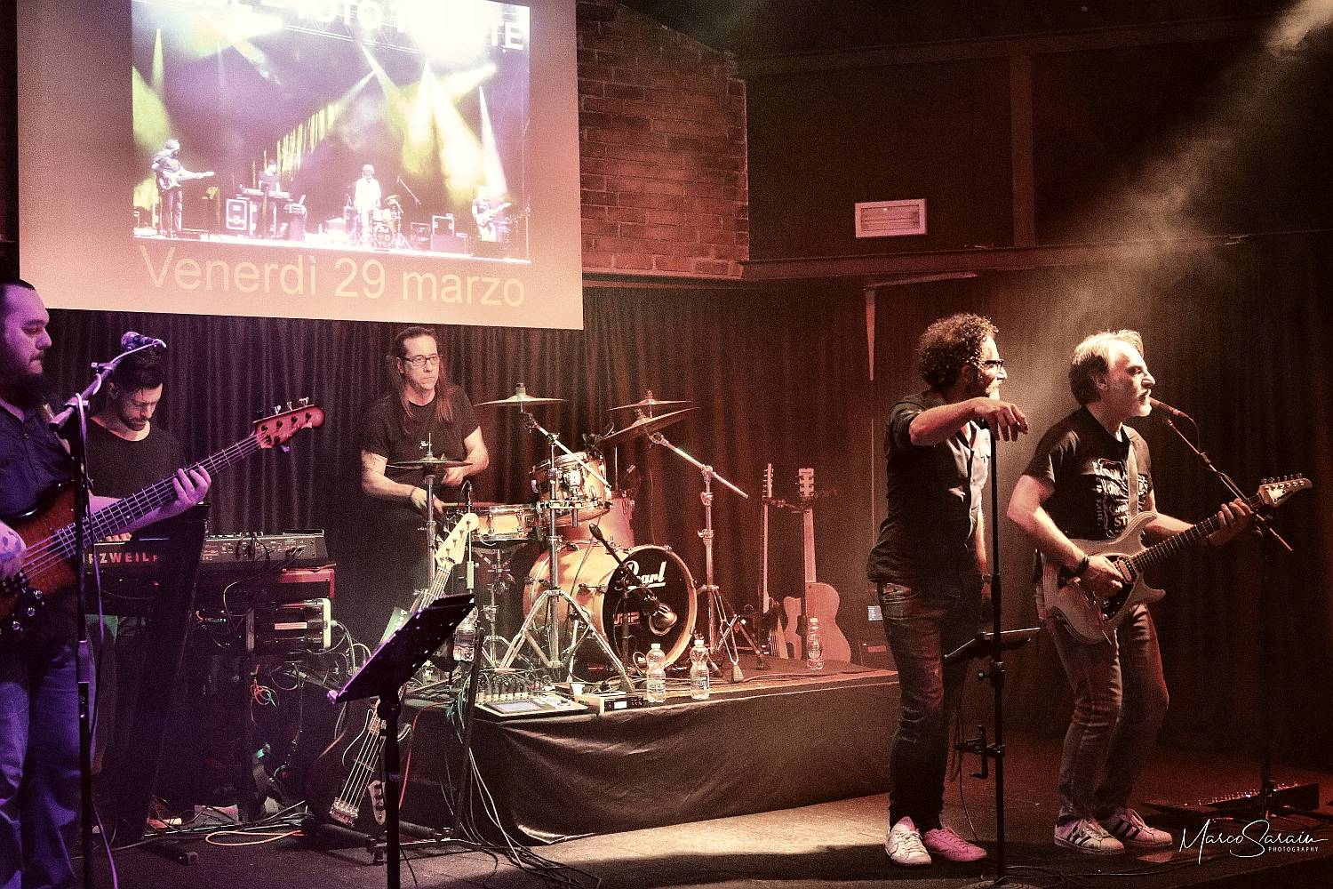 T-Side TOTO Tribute band Live