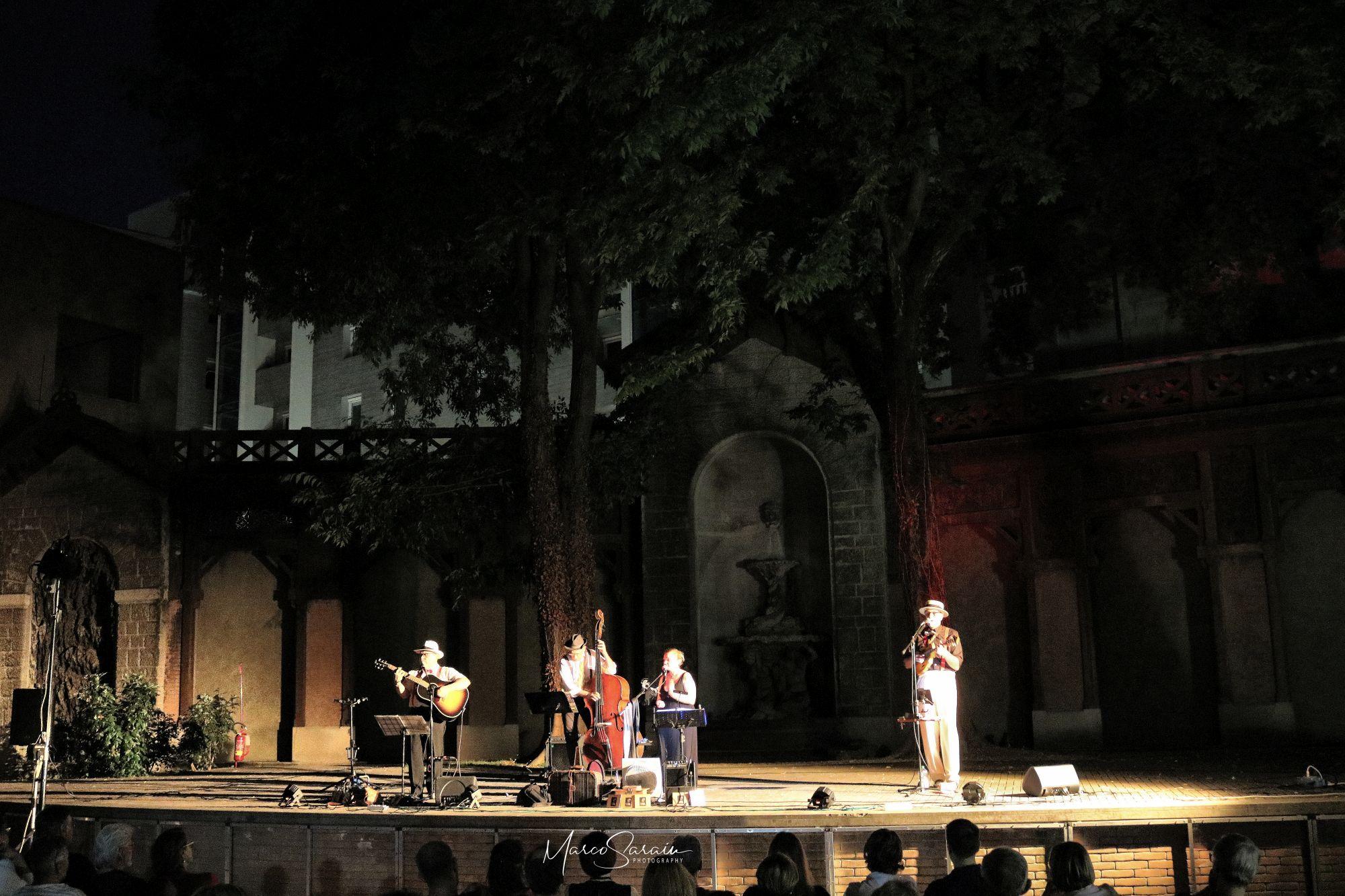 Teatrio' live