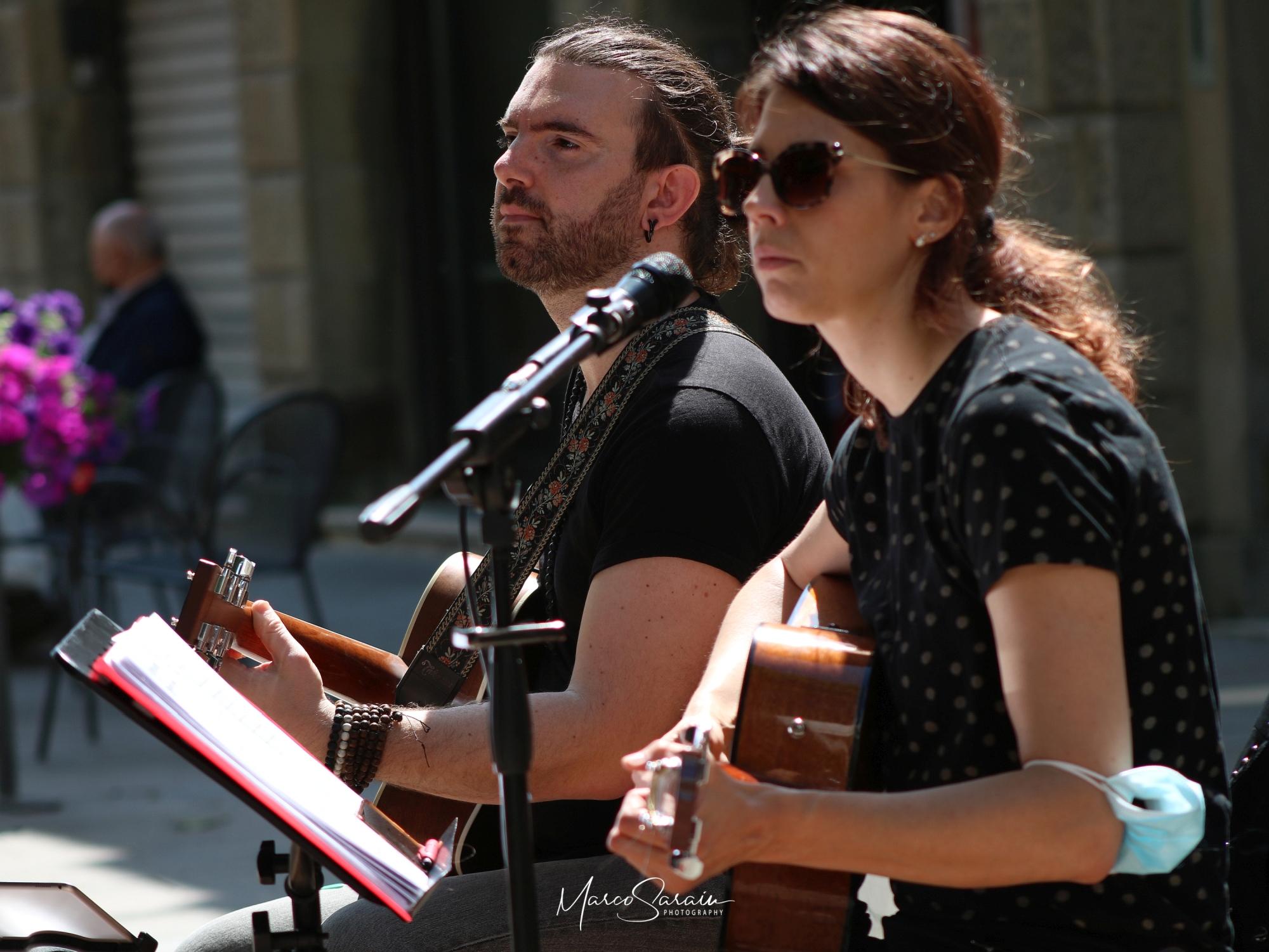 Waves - Giulia Mazzali e Fabio Palmitesta